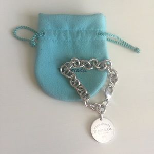 Authentic Tiffany and Co. bracelet